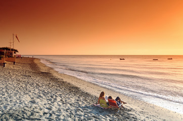 Corse, Moriani plage