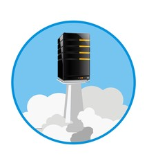 vector cloud computing rockets