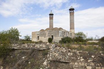 Mosque in Agdam, Nagorno Karabakh