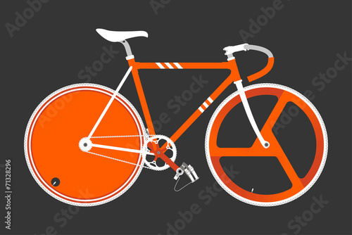 FIXED GEAR BICYCLE - 71328296