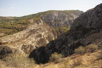 Canyon in Sushi, Nagorno Karabakh
