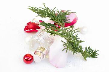 Offrir du parfum pour Noël