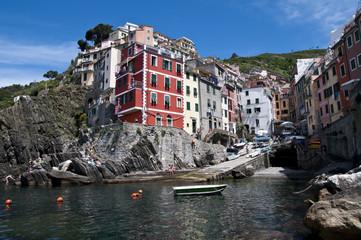 Riomaggiore - Cinque terre - Ligurie - Italie