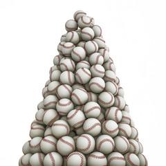 Baseballs peak