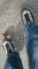 Inlineskaten jeans mann
