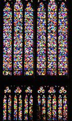Richter-Fenster im Kölner Dom