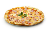 Carbonara Pizza - 71333034