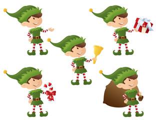 Elf in Action