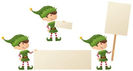 Elf's Christmas Message