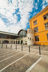 wroclaw railway station