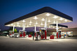 Attractive Gas Station Convenience Store - 71333490