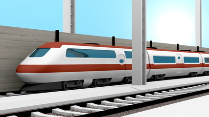 Train Simulation