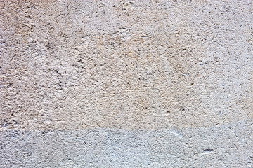 Concrete surface with rich and various texture