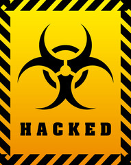 hacked design