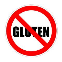 Gluten forbidden