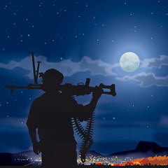 Moyen Orient - Guerres civiles