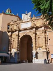 Porta Garibaldi, Marsala, Sicily, Italy