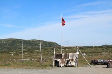 hardangervidda parco nazionale della norvegia