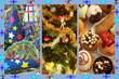 Soirée de Fête de Noël-  Arbre de Noël - Cotillons