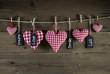 Glückwunschkarte zum Valentinstag, Weihnachten, Muttertag