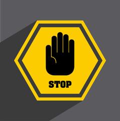 stop design