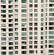 canvas print picture - Hochhaus