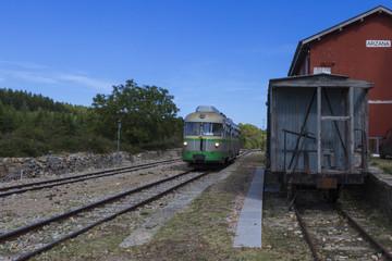 Trenino verde Sardegna 01