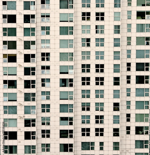 canvas print picture Hochhaus