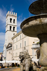 Communal Square, Assisi