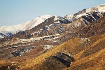 Kungoy Ala-Too ridge. Kyrgyzstan