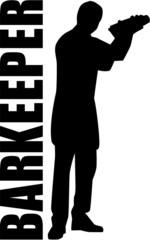 Barkeeper Bartender Barman