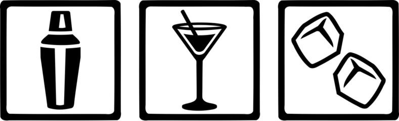 Bartender Barman Tripple Tools