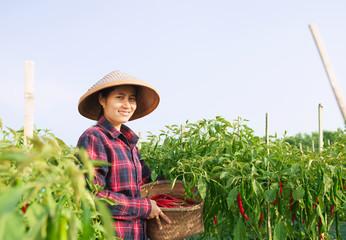 Woman farmer