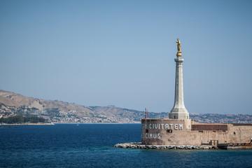 Madonnina del porto di Messina