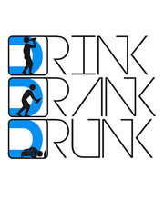 Drink Drank Drunk Evolution