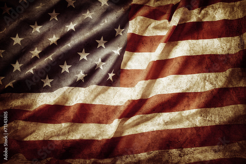 American flag - 71343805