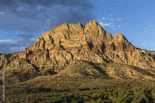 Fotobehang Las Vegas Red Rock National Conservation Area