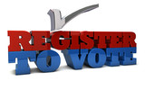 Register to Vote Election