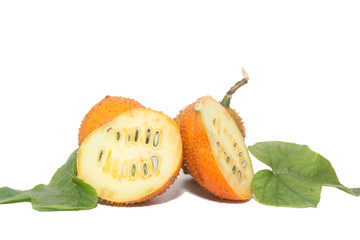 Southeast Asian fruit, commonly know as Gac