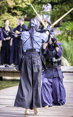 Kendo  practitioners