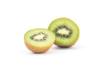 Kiwi fruit slice juicy