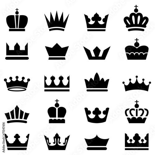 Ikony korony