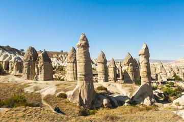 Fairy tale chimneys