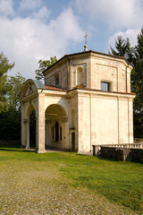 Sixth chapel at Sacro Monte, Varese
