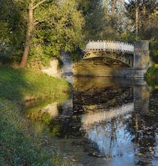 Олений мост. Павловск.