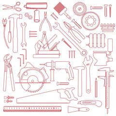 Werkzeug Muster