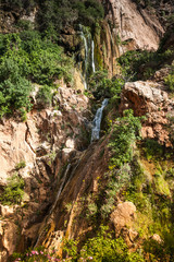 Imouzzer Waterfall near Agadir, Morocco