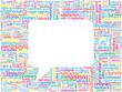 TESTIMONIALS Tag Cloud (satisfaction survey comments callout)
