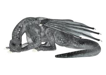 Resting Dragon