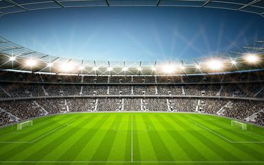 Fototapeta stadion z korony